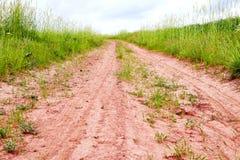 Strada dell'argilla Immagine Stock Libera da Diritti