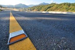 Strada della campagna in Tailandia Fotografia Stock