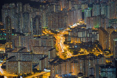 Strada di città fotografia stock libera da diritti