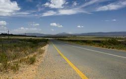 Strada di libertà con il chiaroscuro immagini stock