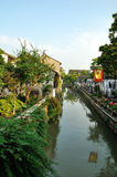 Strada di Pingjiang Immagini Stock Libere da Diritti