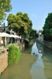 Strada di Pingjiang Immagine Stock