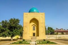 Strada 03 di Samarcanda Taškent fotografia stock