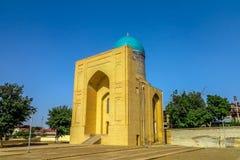 Strada 04 di Samarcanda Taškent fotografie stock libere da diritti