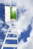 strada di sogno a Fotografie Stock Libere da Diritti