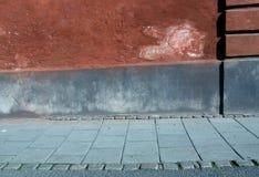Strada ed architettura Fotografia Stock