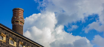 Strada Gaol III di Crumlin Fotografia Stock Libera da Diritti