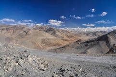 Strada a Ladakh Fotografia Stock