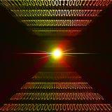 Strada principale di informazioni Immagine Stock Libera da Diritti