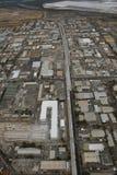 Strada principale eccellente aerea Fotografia Stock Libera da Diritti
