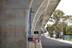 Strada principale eccellente di Adelaide Fotografie Stock
