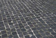 Strada romana Fotografia Stock Libera da Diritti