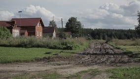 Strada rurale archivi video