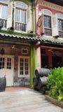 Strada Singapore del frutteto fotografia stock