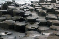 Strada soprelevata dell'Irlanda del Nord Giants Fotografia Stock
