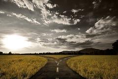 Strada trasversale