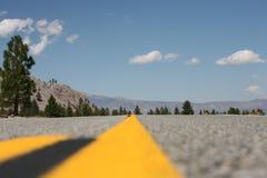 Strada in U.S.A. Fotografie Stock