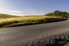 Strada utilizzata Fotografie Stock