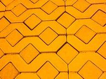 Stradal orange textures Stock Images