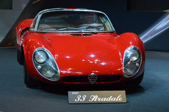 1967 33 Stradale Images stock