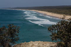 Stradbroke island Stock Photos
