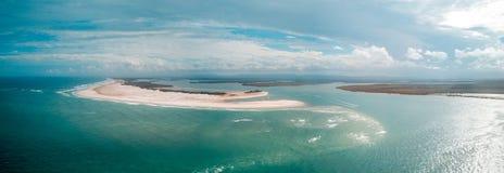 Stradbroke wyspa Queensland Fotografia Stock