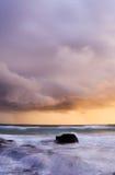 Straddie Storm Stock Photo