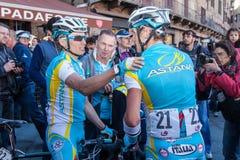 Strade Bianche 2012 Fotografia de Stock Royalty Free