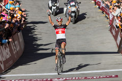 Strade Bianche 2012 Immagini Stock