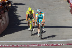 Strade Bianche 2012 Royalty Free Stock Photos