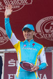 Strade Bianche 2012 Royalty-vrije Stock Foto's