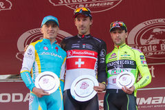 Strade Bianche 2012 Royalty Free Stock Images