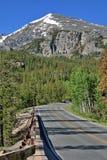 Strade del Colorado Fotografia Stock