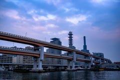 Strade di Kobe fotografie stock