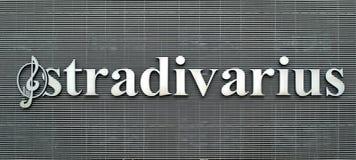 stradivarius Lizenzfreies Stockbild