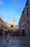 Stradun, Dubrovnik Royalty Free Stock Image