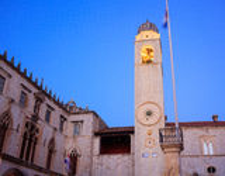 Stradun, Dubrovnik Stock Images