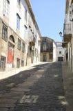 Straße von Santa Cristina Lizenzfreie Stockfotografie