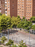 Straßenbasketball Lizenzfreie Stockfotos
