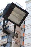 Straßenbeleuchtung Stockfotos