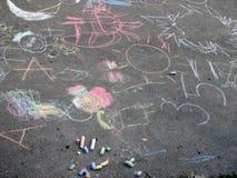 Straßenkunst Stockbild