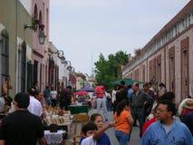 Straßenmarkt Lizenzfreies Stockfoto