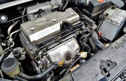 Piston engine stock photo