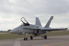 Strahl F/18 Stockfoto