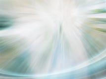 Strahlen der Leuchte glänzend - abstrakter Hintergrund Stockfoto