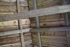 Strahlen im Gebäude Lizenzfreies Stockfoto