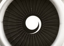 Strahlen-Turbine Lizenzfreie Stockfotografie