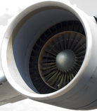 Strahlen-Turbine stockbilder