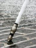 Strahlenwasser Stockfoto