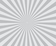 Strahlt das Retro- gefärbte Hintergrundgrau Rays stilvolles aus Stockbilder